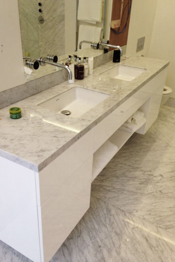 Artem Restoration | Gallery | Marble and stone masonry