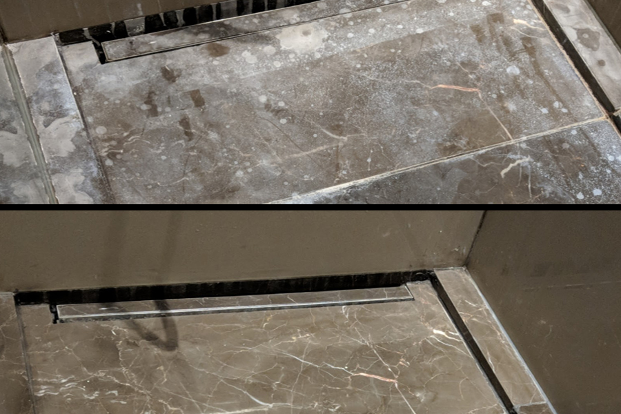 Artem Restoration | Case Study | Marble Cleaning and restoration | Mayfair
